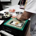 Sushi con Andrés Medici