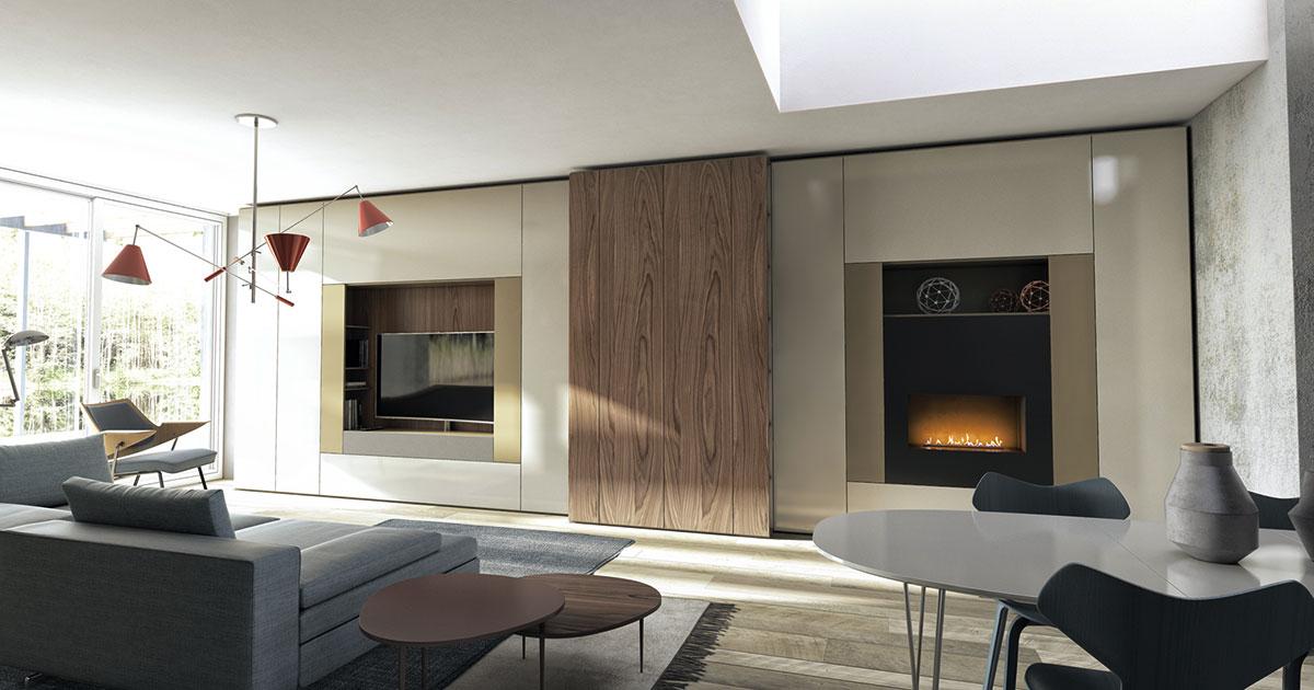 ROOMY. La solución definitiva para quienes desean un hogar funcional y organizado, incluso con poco espacio disponible.