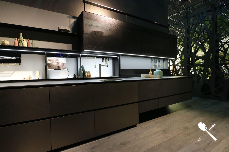 Cocina de diseño del Salón Internacional Eurocucina 2018