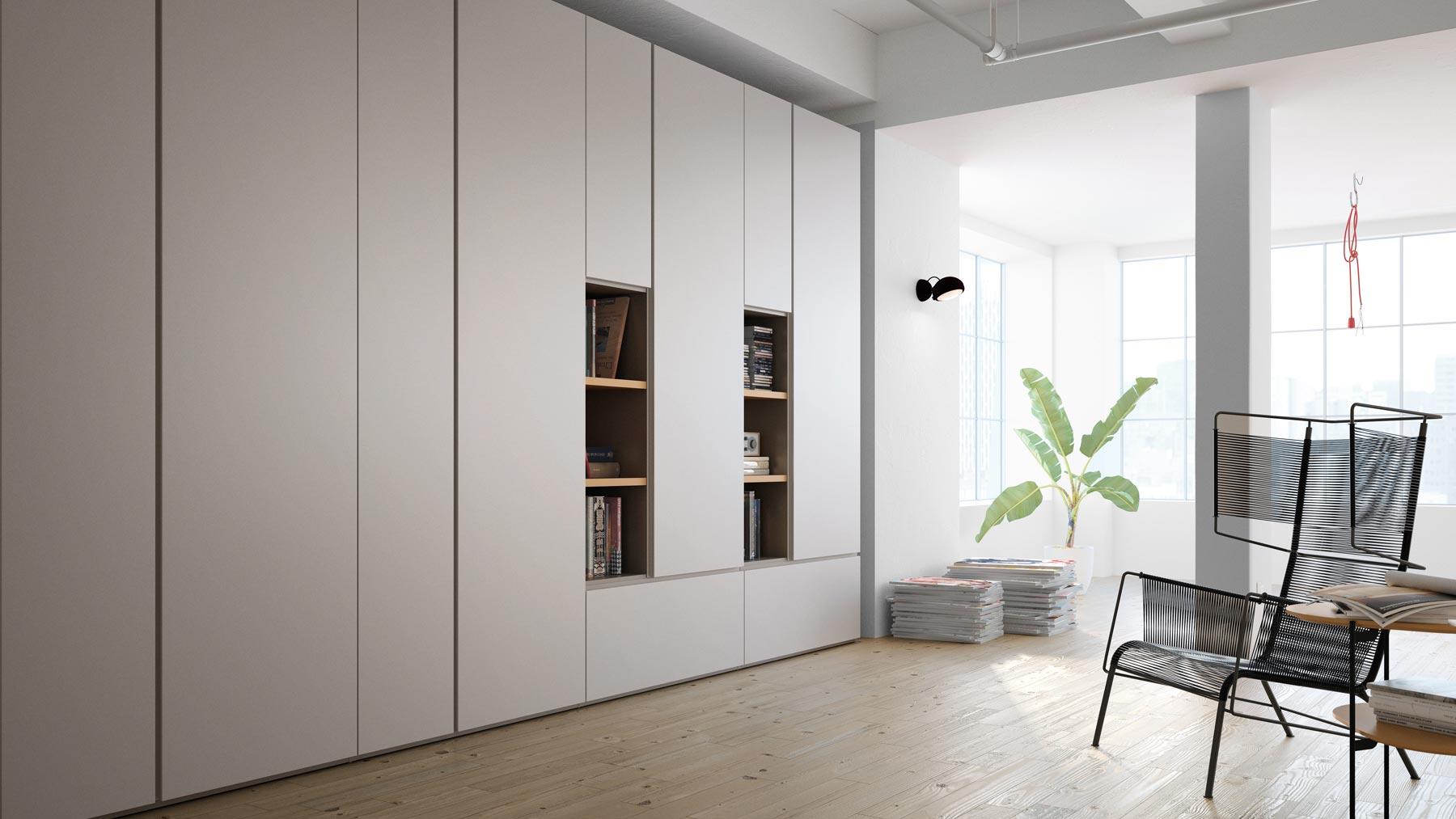 Armarios de diseño italiano GRAFIK en Kitchen in