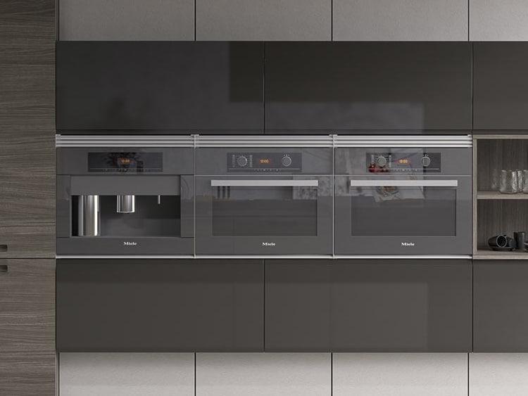muebles de cocina y horno