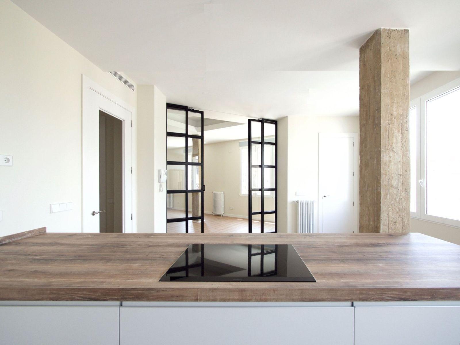 encimera cocina moderna