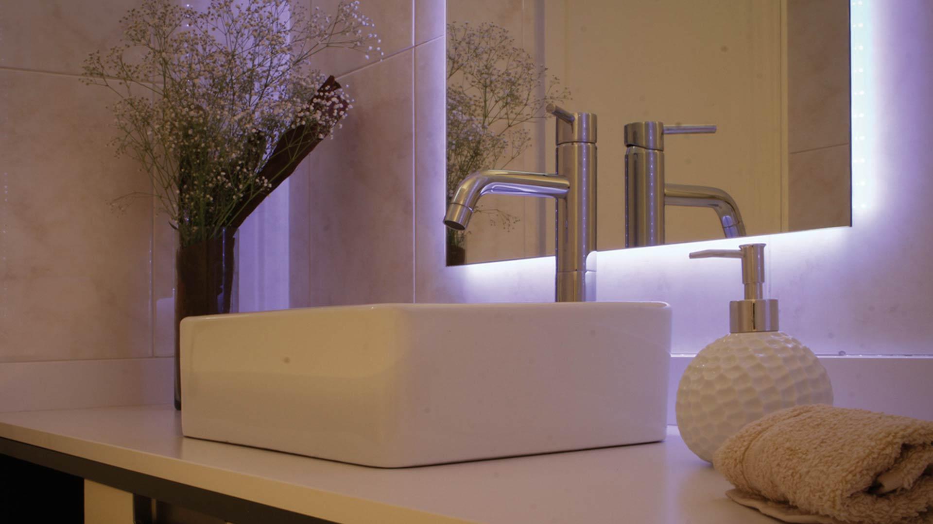 Baño en Tienda Kitchen in Espinho