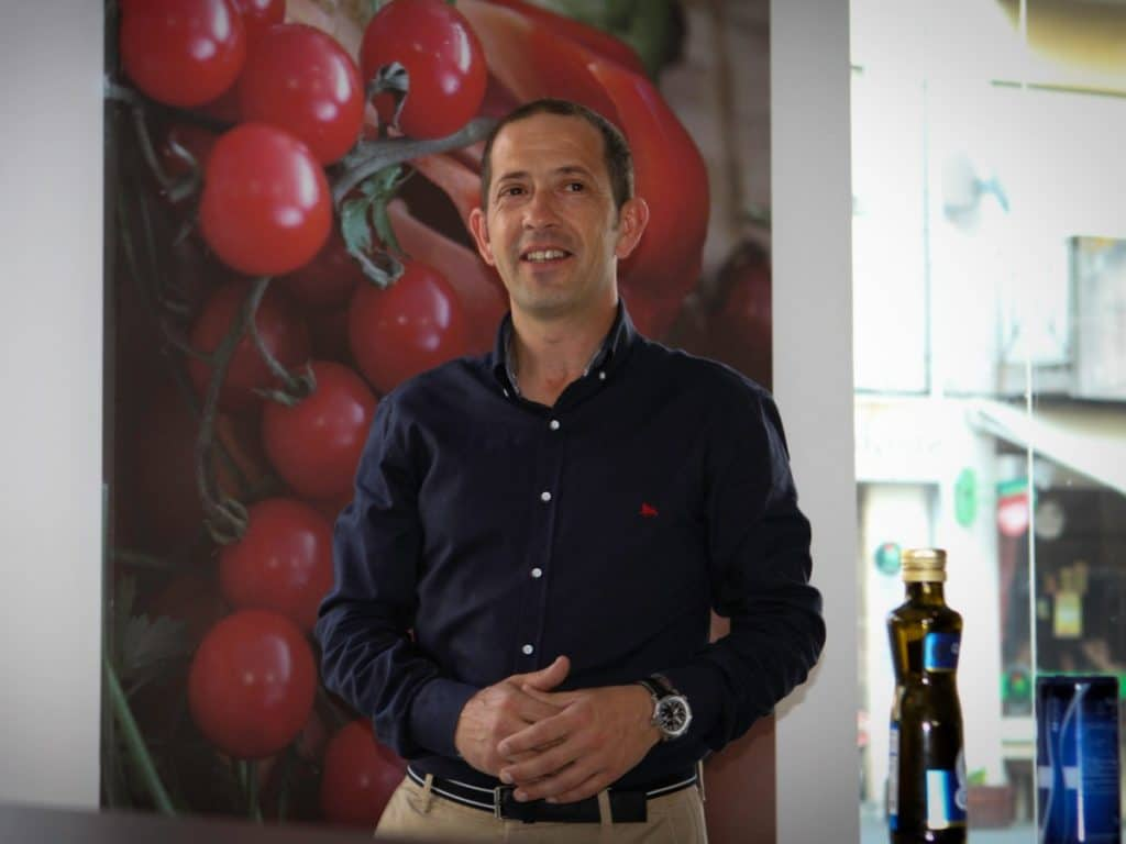 Ricardo Proença, responsable de tienda Kitchen in Portugal