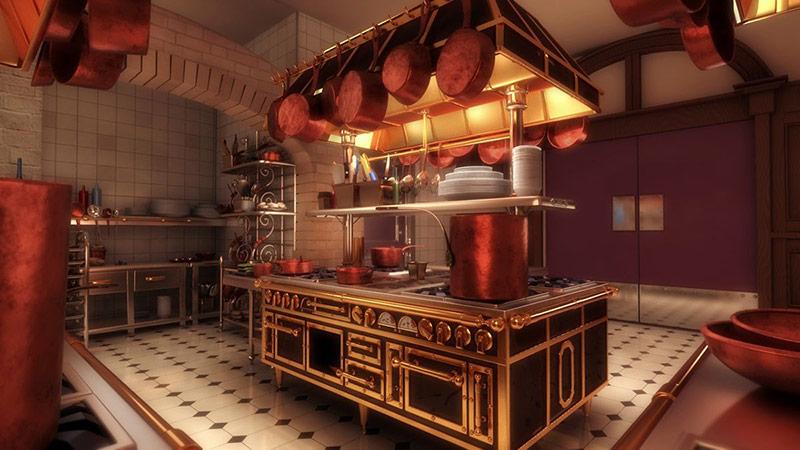 5 cocinas de pelicula: Ratatouille